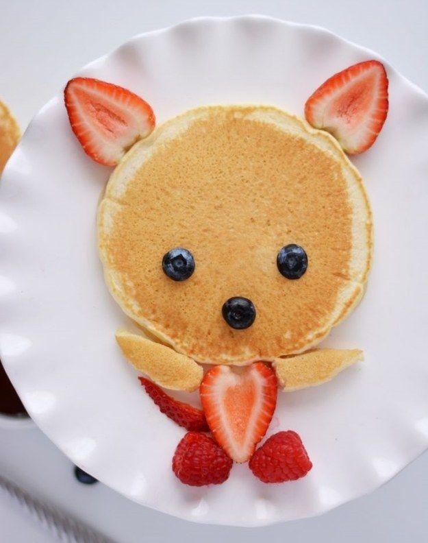 """Résultat de recherche d'images pour """"cute pancakes"""""""