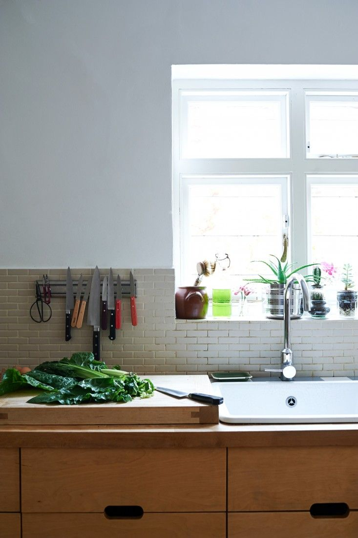 Fresh and Clean: A London Chef Lives the Way She Cooks | Wood ...