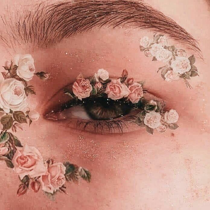 #eyemakeup  #aesthetic  #makeup  #beauty  #unique   @♥Audreen~M♥