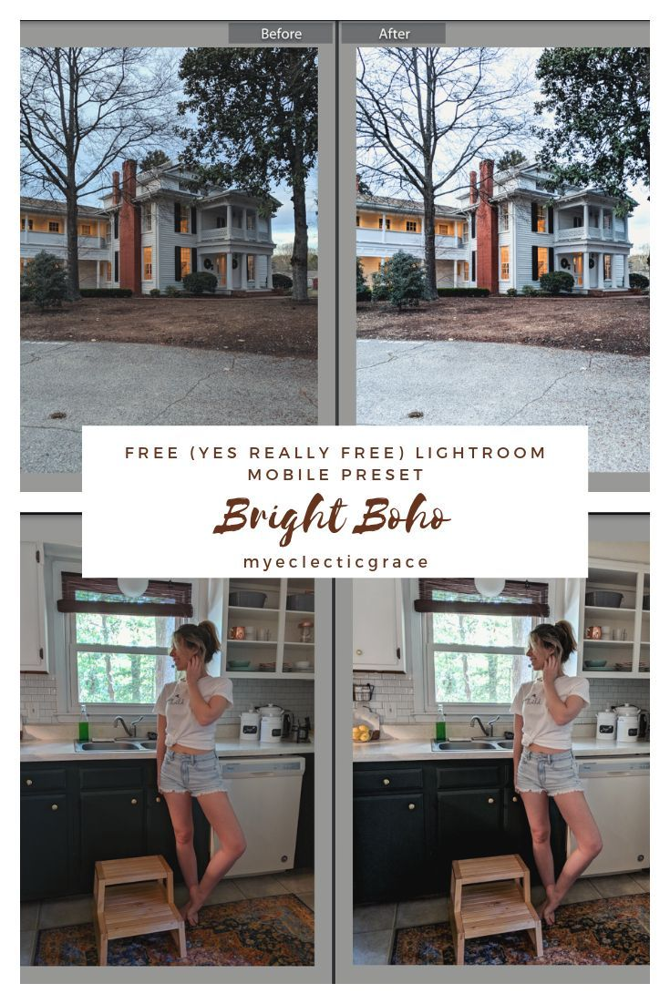 Get your free (yes really free) preset for the Lightroom