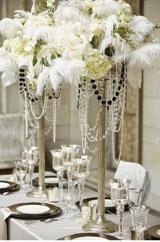 Medium Of Vintage Wedding Decorations