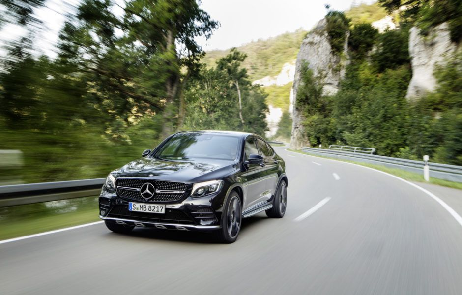 Mercedes Crossover Glc43 Coupe Review Mercedes Amg New Mercedes