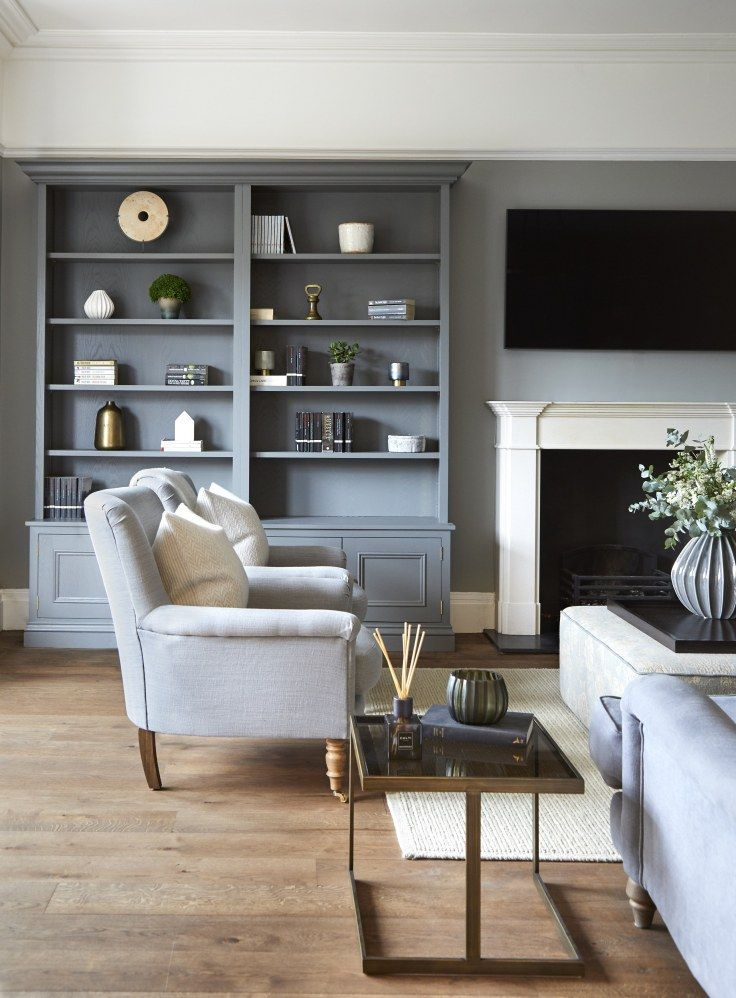 Georgian Drawing Room: Georgian Interiors, Formal Living Rooms