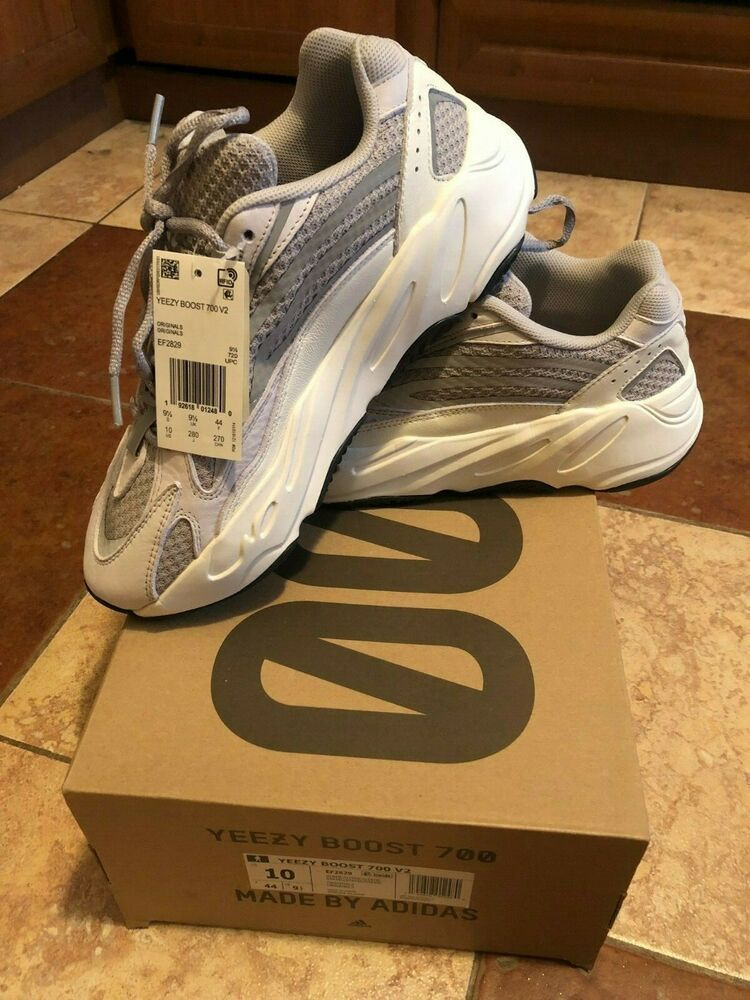 ca6815a1 sneakers Adidas YEEZY 700 V2 Static original . new. size us 10 Europe 43 (