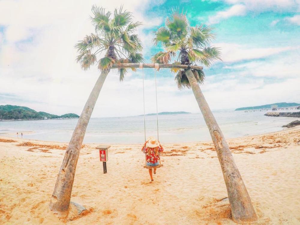 お洒落で可愛いく旅行をしない 夏の女子旅は福岡県 糸島 へgo したいが見つかる 流行先取りメディア Petrel ペトレル 旅行 旅 女子旅