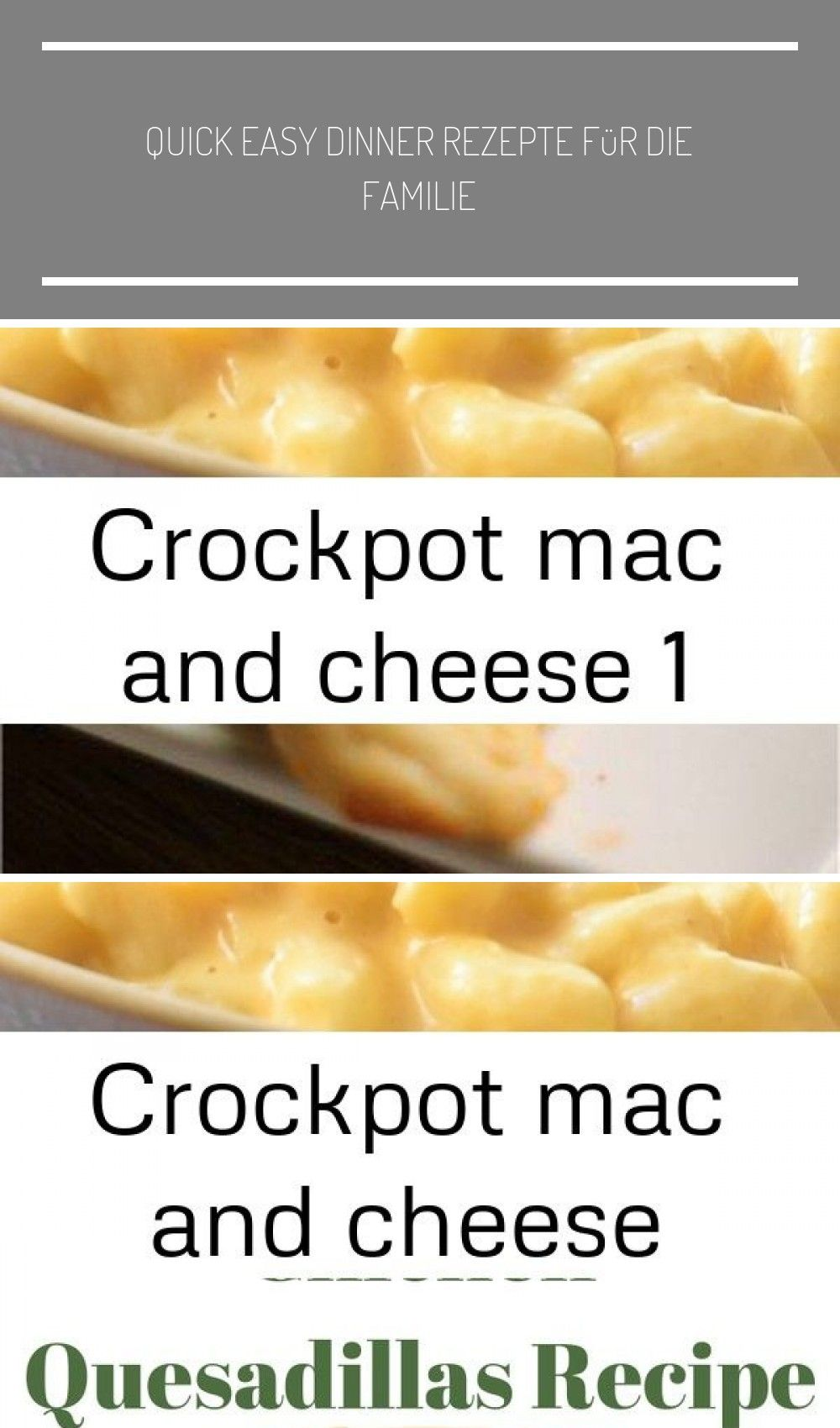 ThisCrock Pot Mac and Cheese is creamy, cheesyand an easy family dinner that even our picky eat