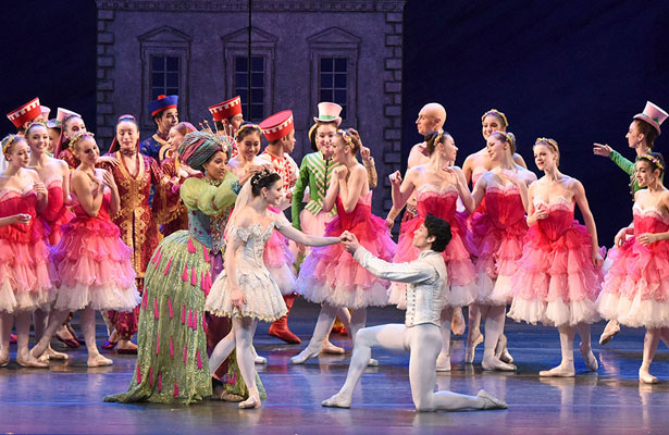 Striving for Diversity - American Ballet Theatre: Touring