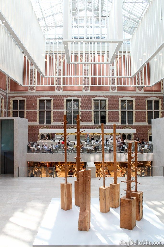 inside rijksmuseum amsterdam - awesome architecture and interior, Innenarchitektur ideen