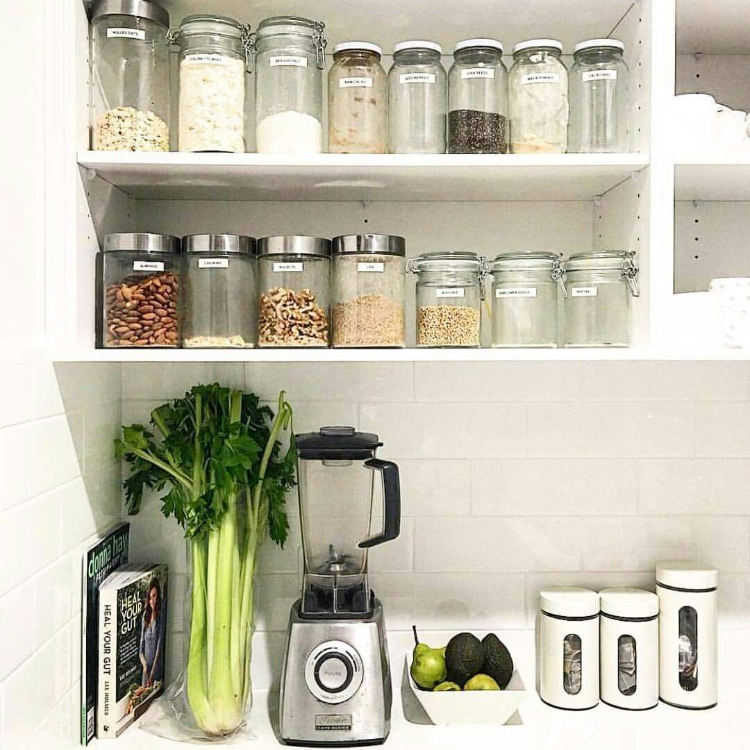 Dining Room Storage Ideas To Keep Your Scheme Clutter Free: Pin By Audreanna Sherman On Zero Waste