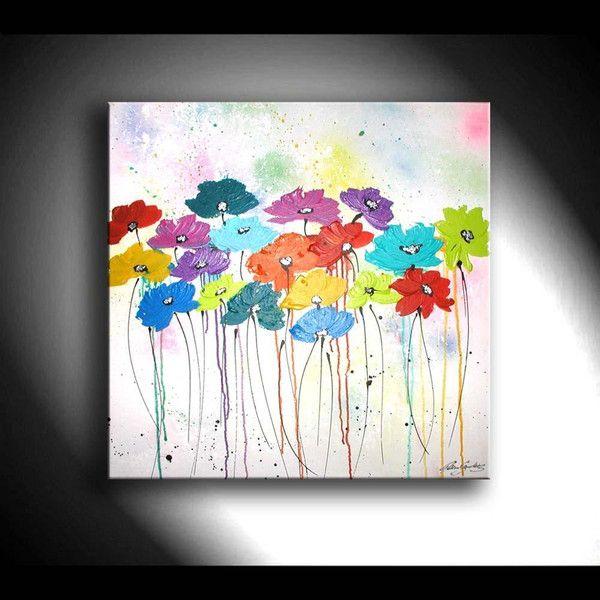 Abstrakte Acrylmalerei: 9783862303342: Amazon.com: Books