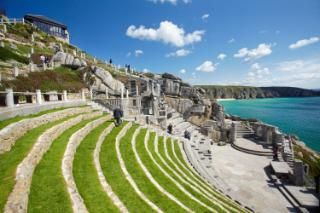 This year's summer season at the Minack will feature plays from Shakespeare, Dickens, and Gilbert & Sullivan