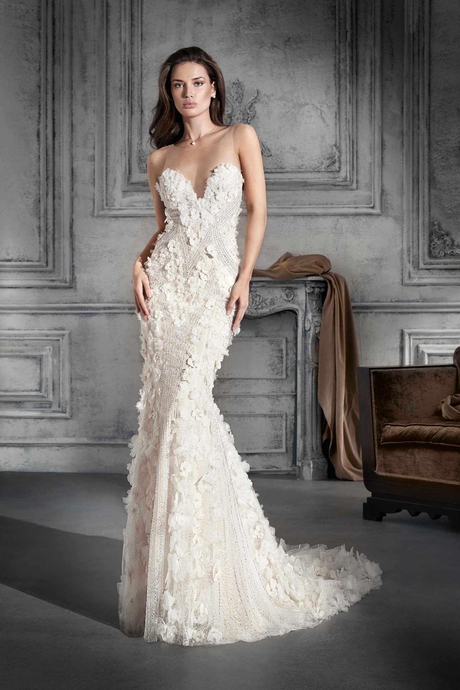 Demetrios Wedding Dress Style 20 Well hello to this gorgeous ...