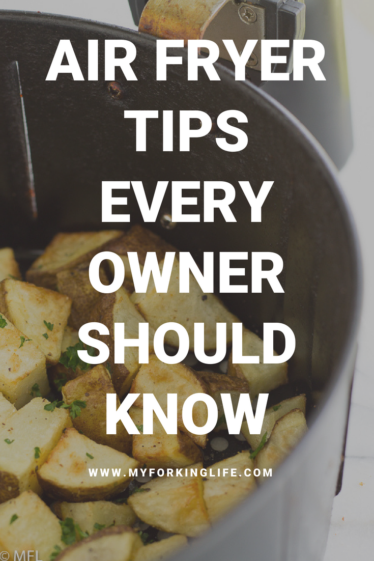 Air Fryer Tips Every Air Fryer Owner Should Know Find out the tips and tricks that will create successful air fried foods each and every time.Find out the tips and tricks that will create successful air fried foods each and every time.