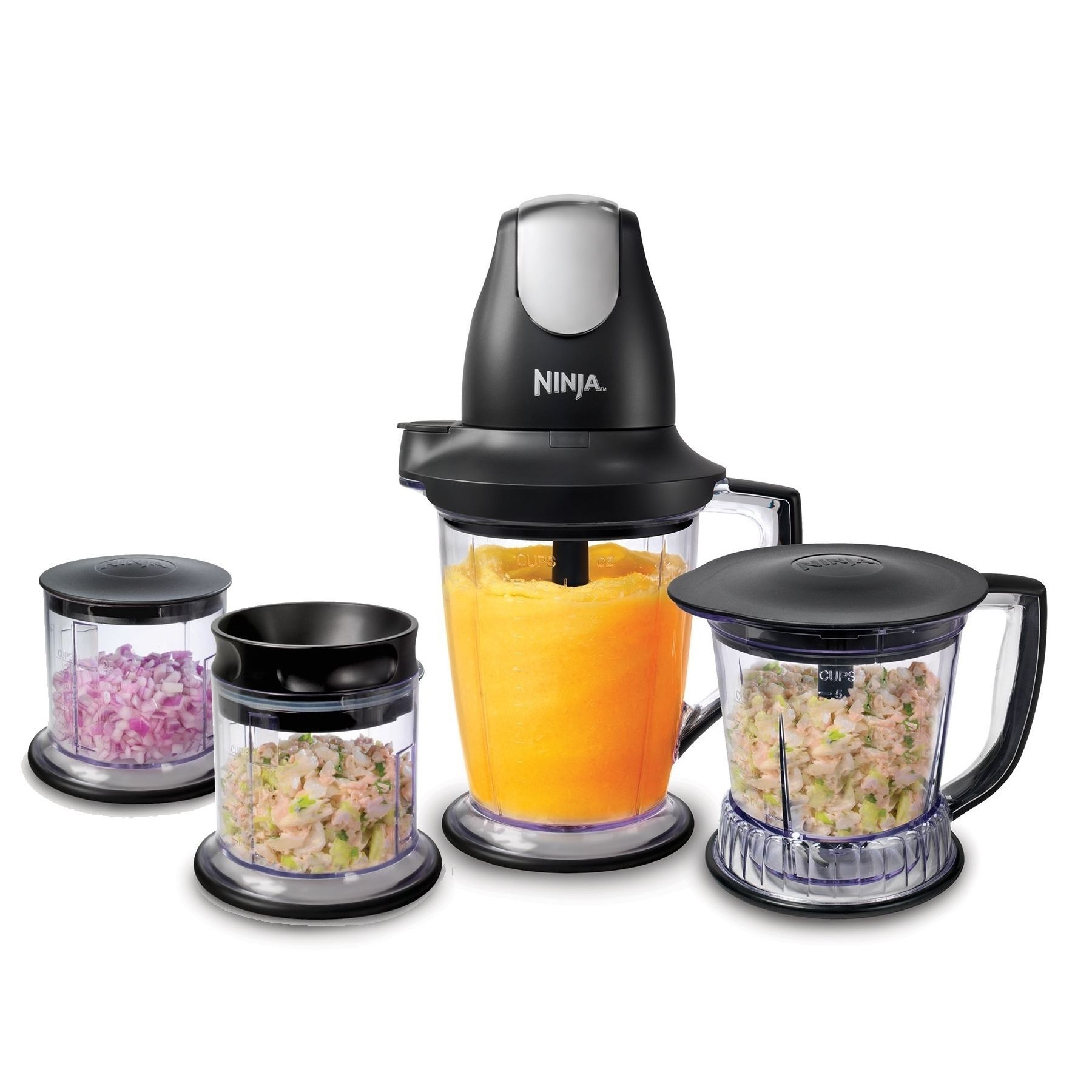 Rule The Kitchen With Ninja Master Prep Designed To Combat Even Toughest Culinary