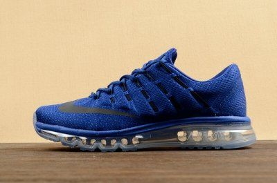... ca255 aa23d Nike Air Max 2016 Blue Mens 806771-401 top brands ... f73bdec3e