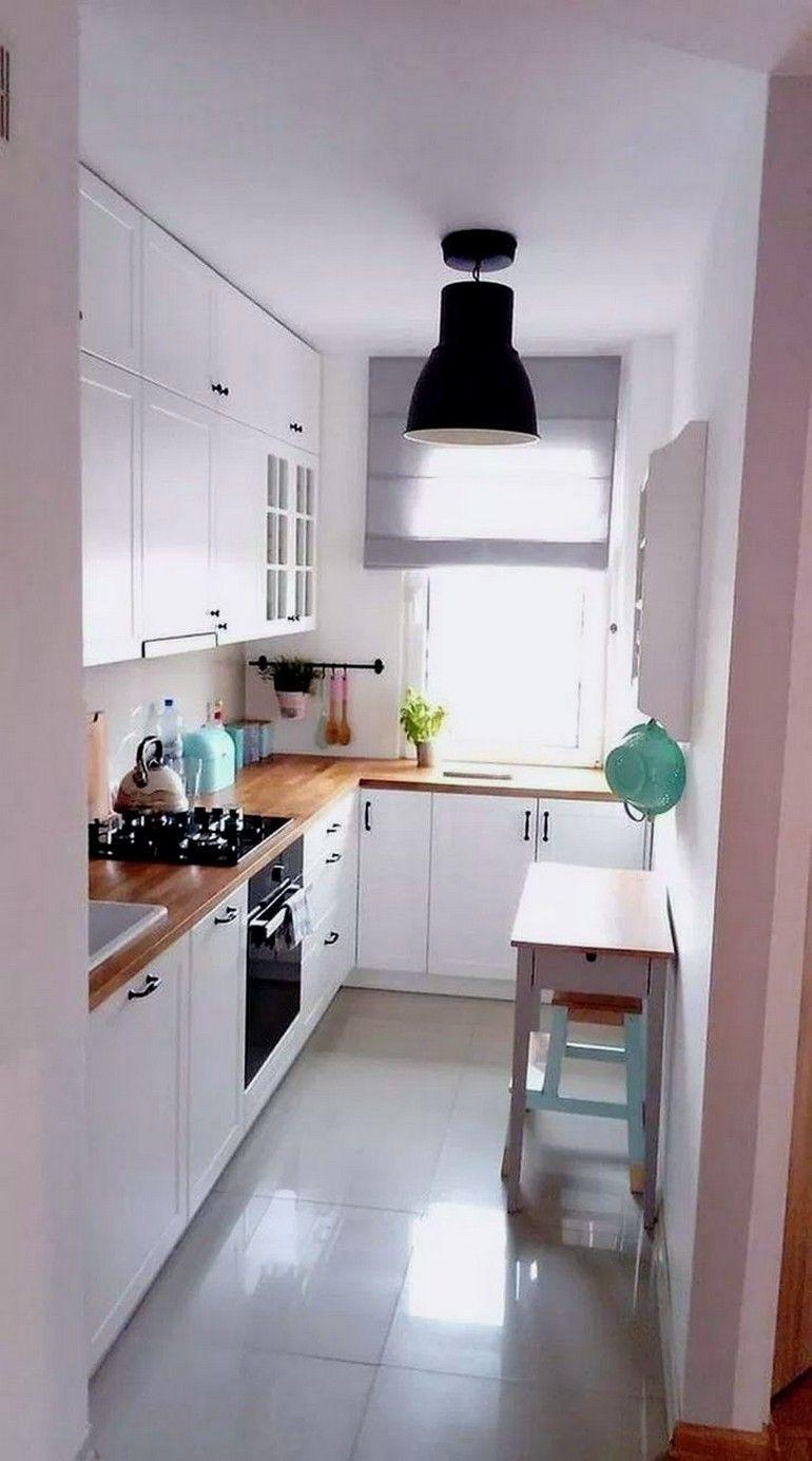 Top Image Long Narrow Kitchen Ideas