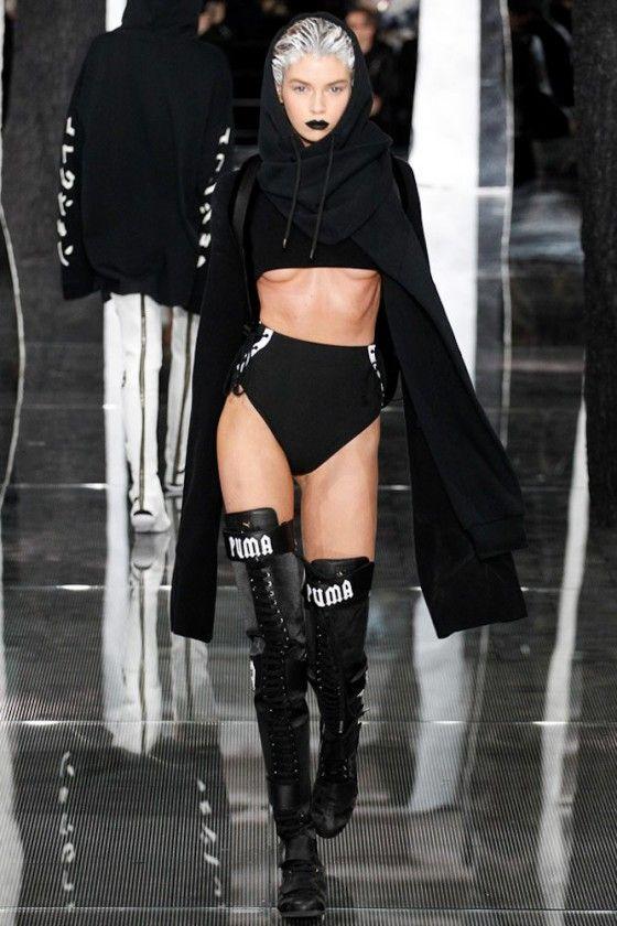 Fenty x Puma Fall Winter 2016 Full Fashion Show