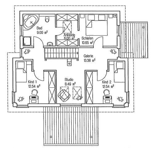Bauschäden minimieren Grundriss, Grundriss