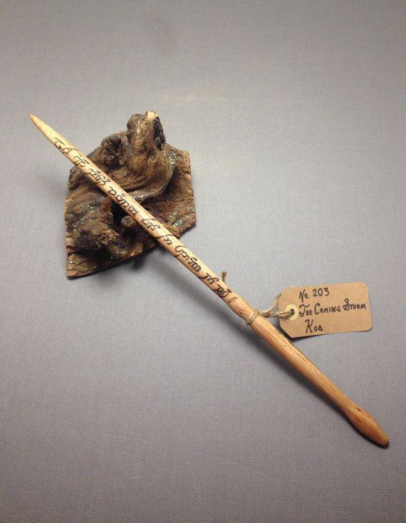 Driftwood Wand 167