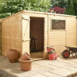 How to Make Your Garden Shed More Weatherproof