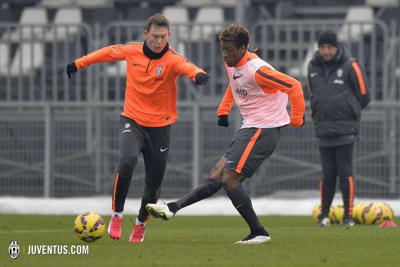 L'allenamento del 3 febbraio - #JuveMilan preparations continue - Juventus.com