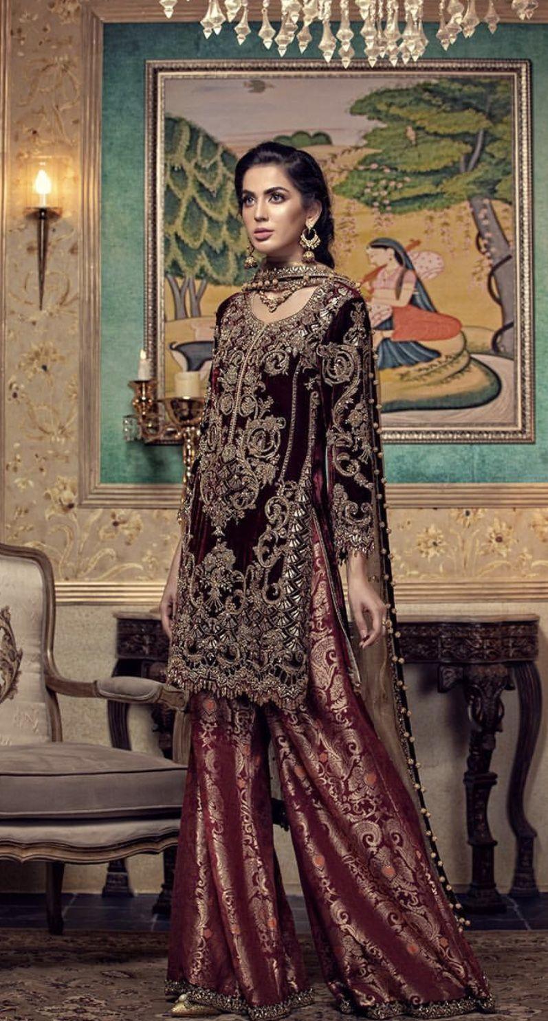 Pakistani Wedding Dresses Online Shopping