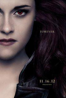 The Twilight Saga: Breaking Dawn - Part 2 Poster