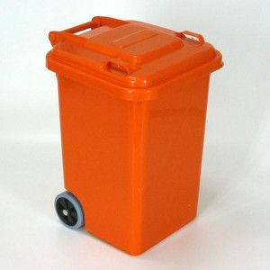 ダルトン  PLASTIC TRASH CAN 45L