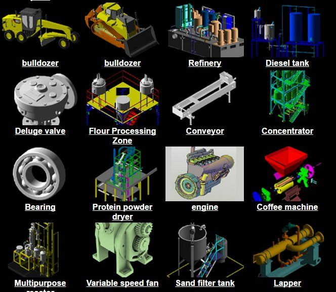 Download Mechanical Engineering Autocad Drawings】 (   www - best of mechanical blueprint definition