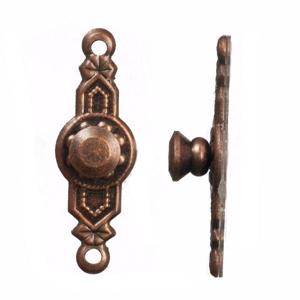 Bronze Colonial Door Knobs | Favorites from My Shop! | Pinterest ...