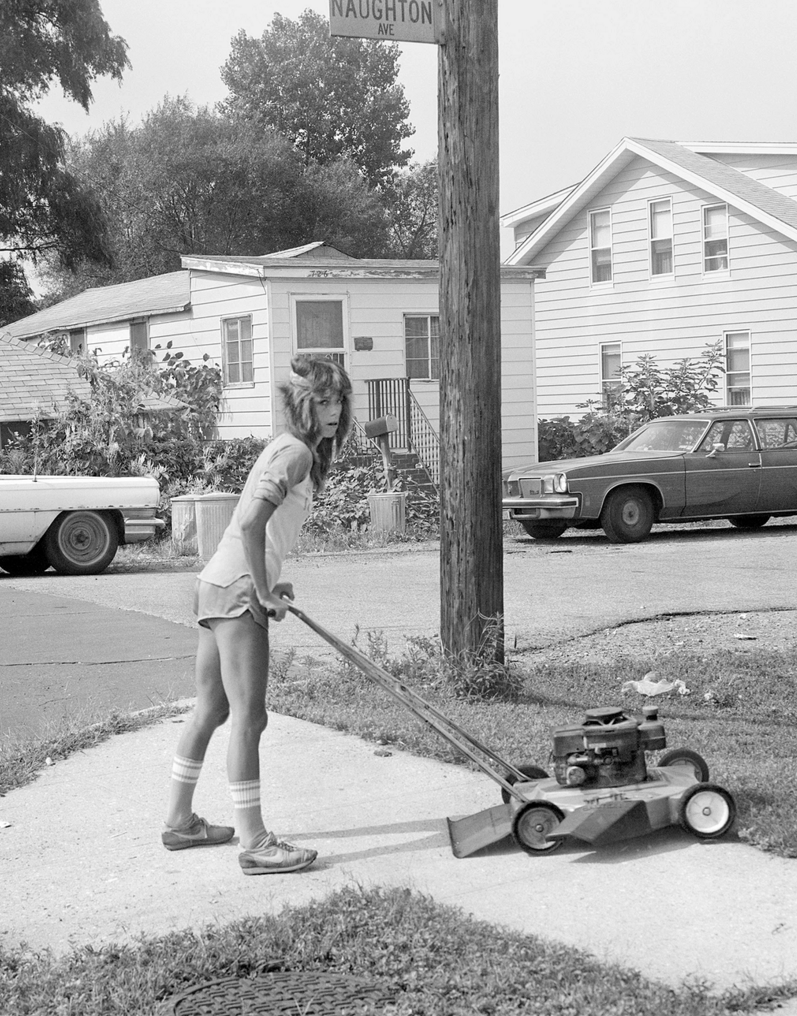 Summer in Staten Island in the 1980s | Photographer Christine Osinski