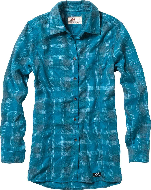 Navy blue flannel shirt womens  Foursquare Grain Flannel Blue Book Spctrum Plaid Womens  Flannels