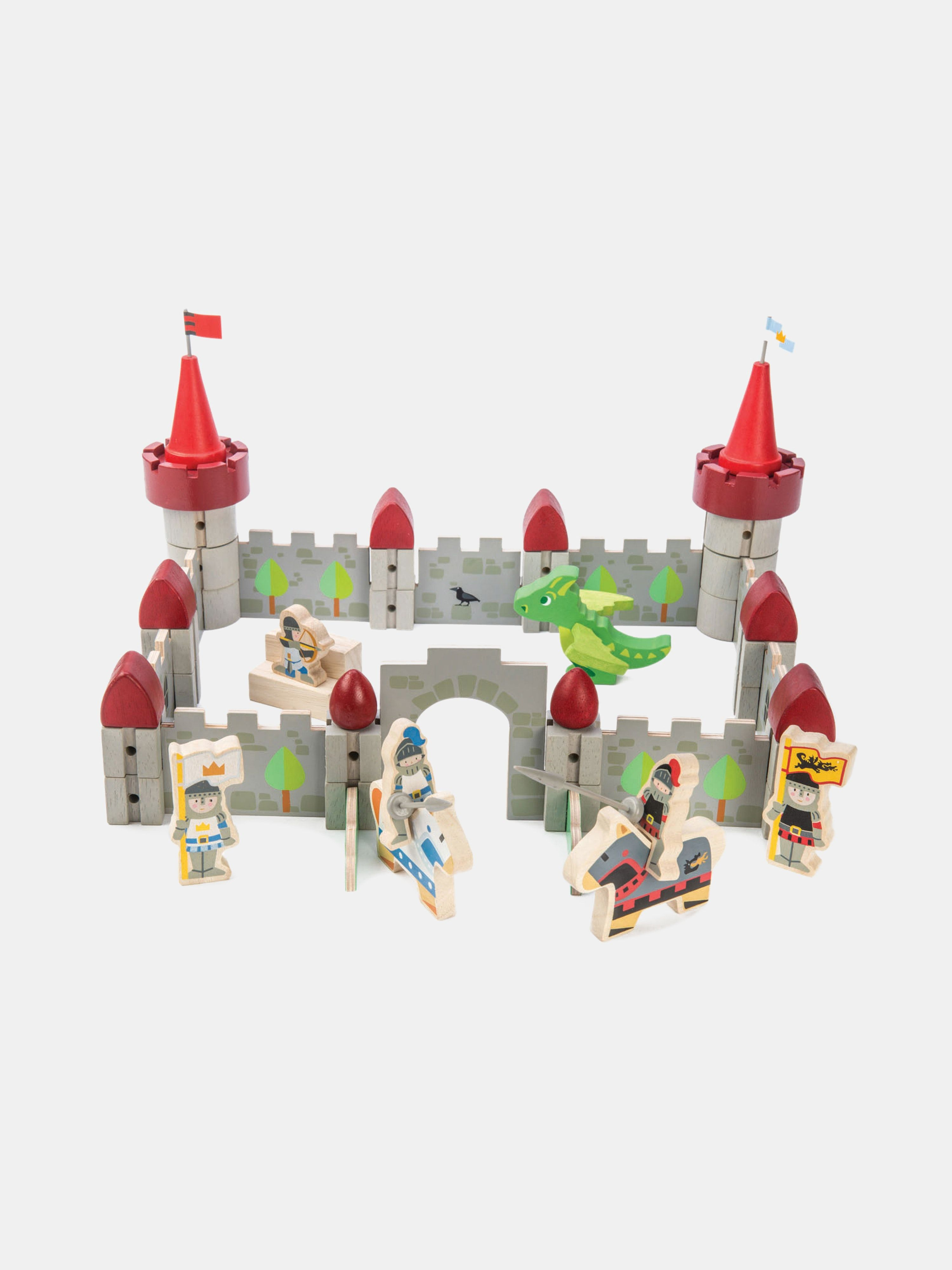 Dragon Castle Toy Castle Imagination Toys Pottery Barn