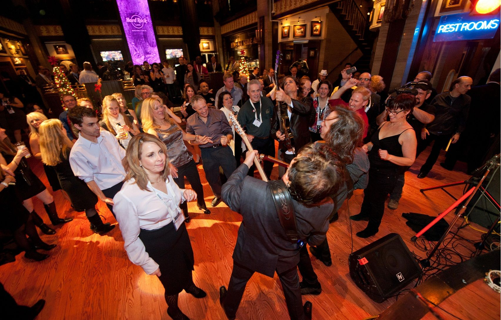 Celebrate your New Year's Eve Party at the hard rock hotel