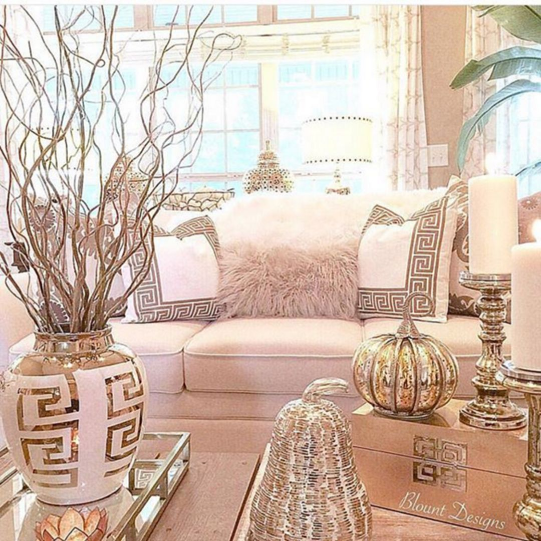 Living Room Ideas To Fall In Love With: Best Living Room Fall Decorations Ideas: 75+ Best