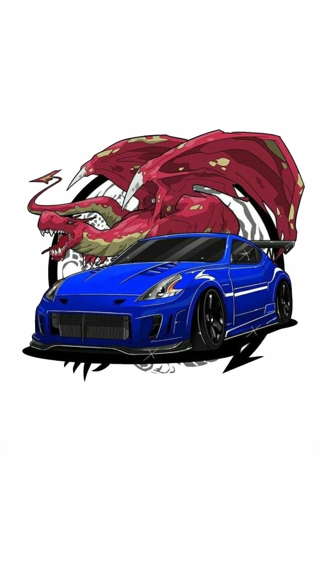 Pin By Frank Davila On Cars Toons Art Cars Car Drawings Japanese Sports Cars
