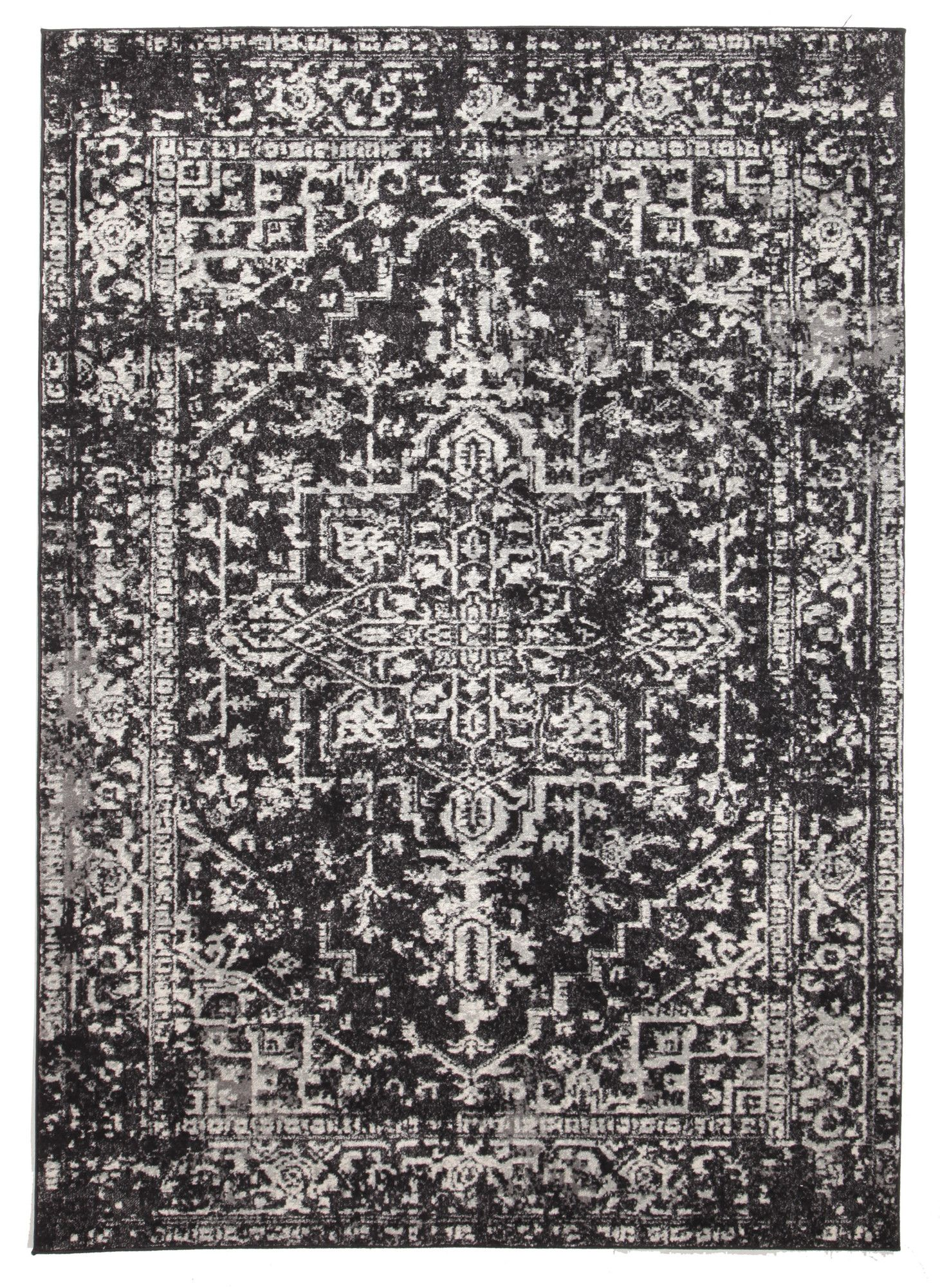 Charcoal Art Moderne Cezanne Rug By Network Rugs Get It