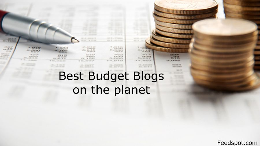 Top 60 Budget Blogs And Websites for People Living on a Budget