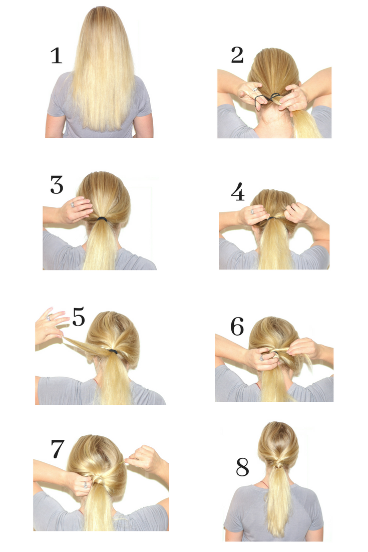 easy hairstyles for stay at home moms lydialouise mom