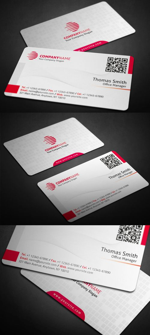 Designers Business Card PSD Templates - 25   Business card Design ...