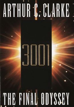 3001: The Final Odyssey (Space Odyssey Series #4) by Arthur C. Clarke