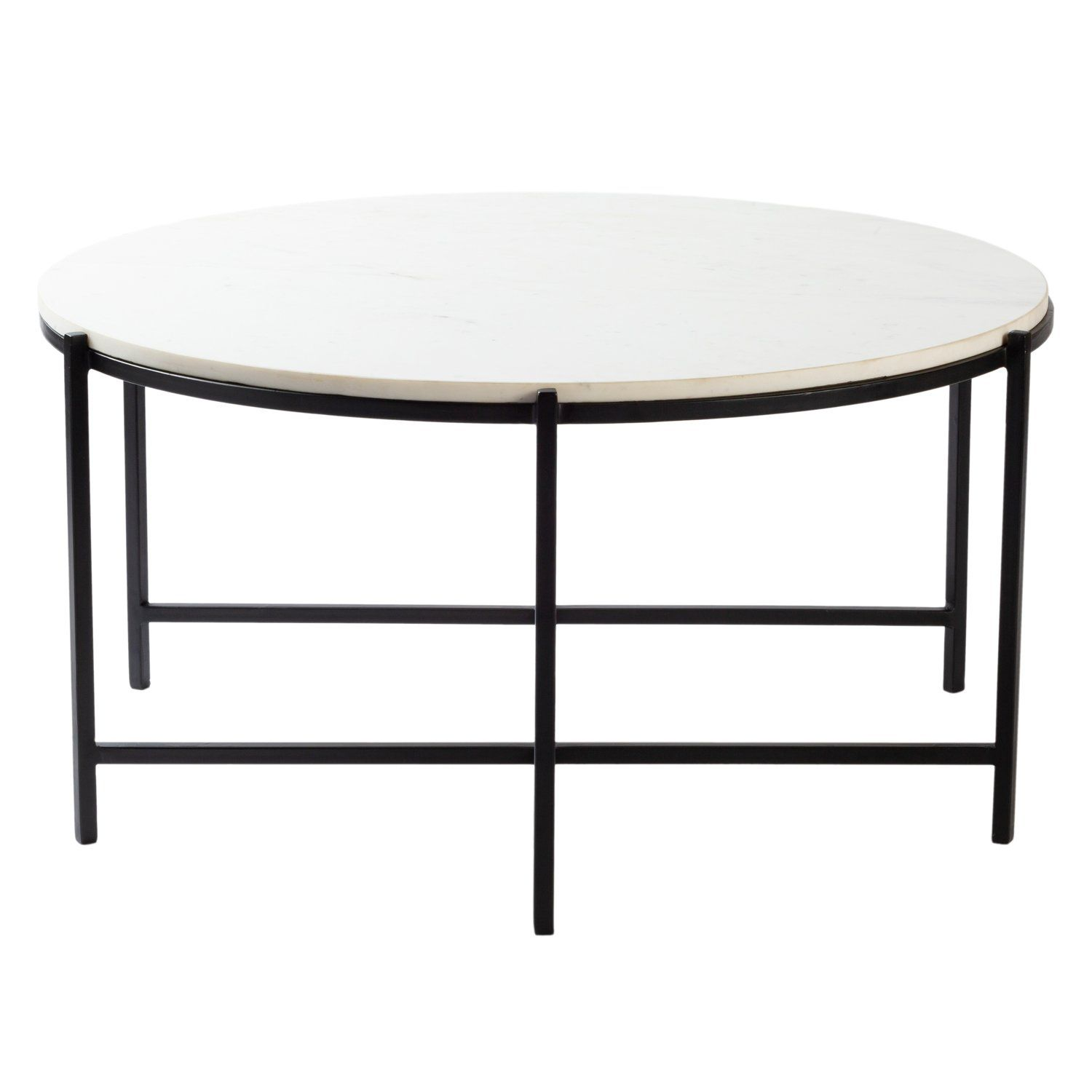 Piermont Round Coffee Table In 2021 Coffee Table Furniture Modern Furniture Living Room [ 1500 x 1500 Pixel ]