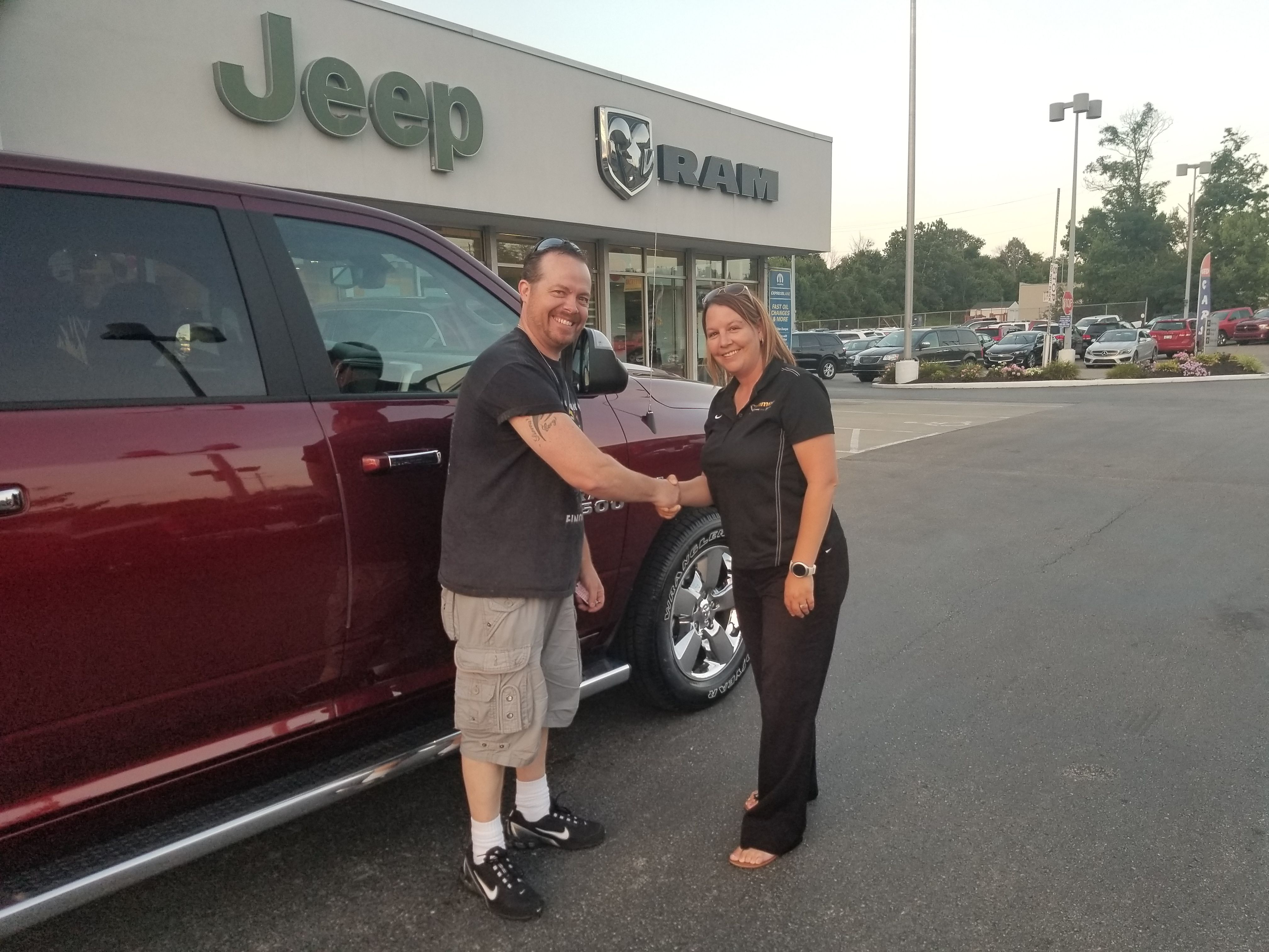 Pin by Zimmer Chrysler Dodge Jeep Ram on Our clients at