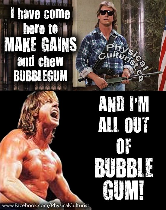 Chew Here To I Quote Came Bubblegum