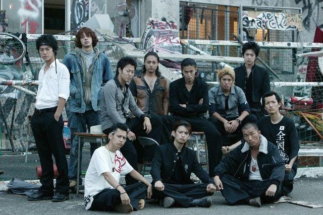 Resultado de imagen para Crows Zero (2007) live action