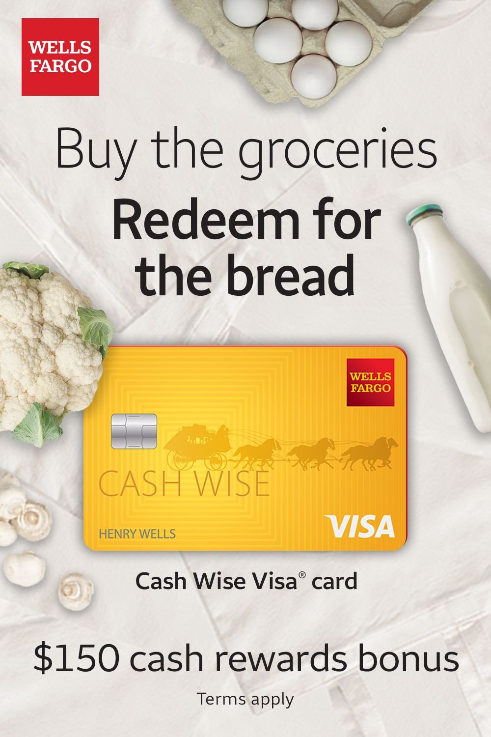 Pin On Wells Fargo Propel And Cashwise Credit Card