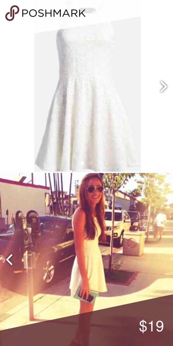 Minkpink First Love Skater Dress XS Minkpink First Love Skater Dress XS in great condition ! MINKPINK Dresses Mini