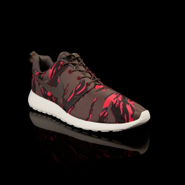 nike roshe, petra brown camoexclusive colore consegne gratis