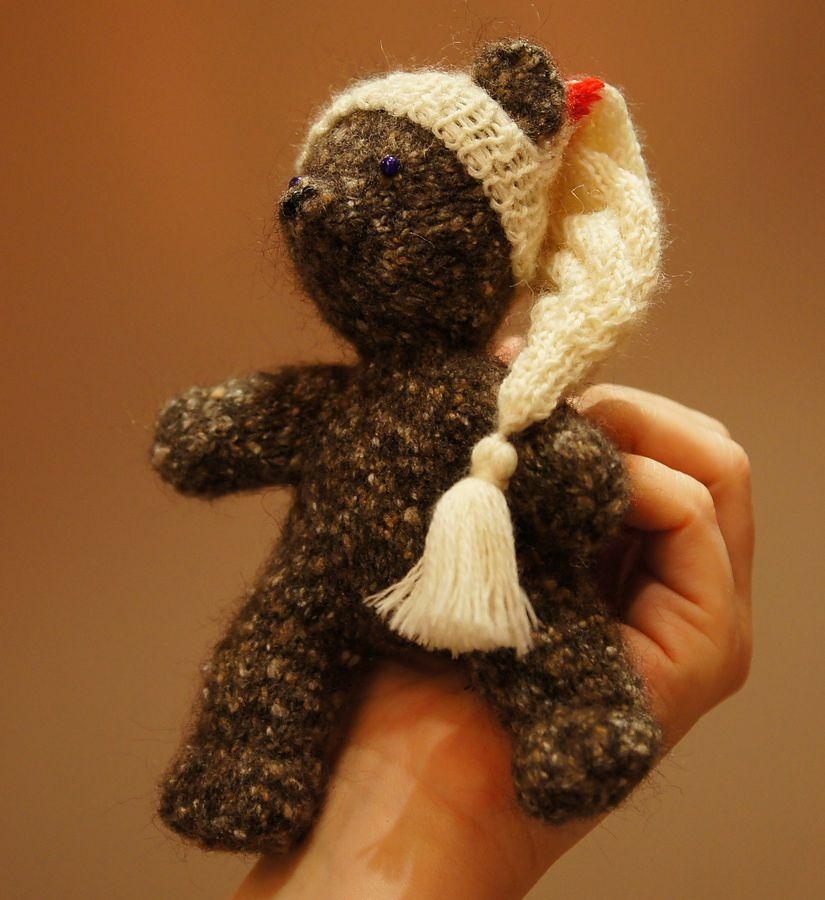 Ravelry: Santerigirl's Baby teddy