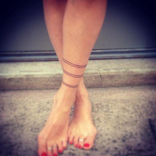 line tattoos legs - Google zoeken
